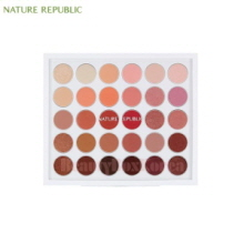 NATURE REPUBLIC Pro Touch Color Master Shadow Palette 14g [Spring Edition]